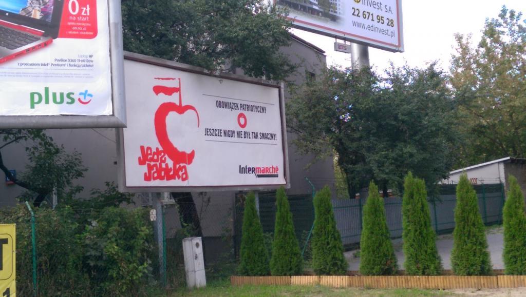 Jedz jabłka na Pradze Południe!