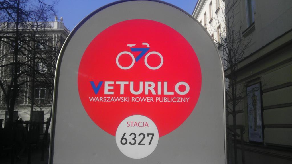 Na Mokotowie powstaną nowe stacje Veturilo
