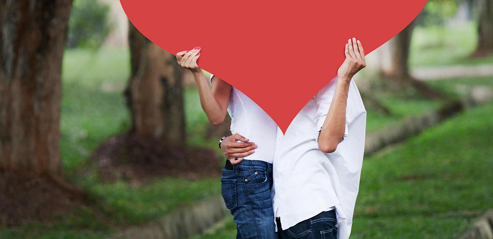 Walentynki -  Bieg Zakochanych