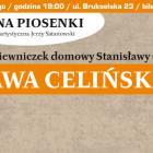 Stanisława Celińska w Promie Kultury Saska Kępa