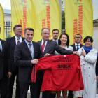 Liderzy list WWS w wyborach do Rady Warszawy