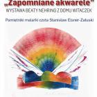 Klub Saska Kępa: Zapomniane Akwarele