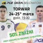 AZS Politechnika Warszawska - PGE Skra Bełchatów - wygraj bilety!