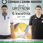 Do wygrania bilety na mecz AZS Politechnika - Cerrad Czarnych Radom