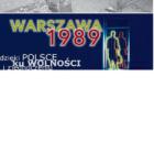 """""""Warszawa 1989 – dzięki Polsce ku wolności i zjednoczeniu"""
