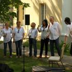 Koncert chóru Endorfina w Klubie Kultury Saska Kępa