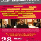 """""""Andy"""" w Klubie Kultury Saska Kępa"""