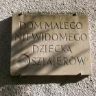 Dom Dziecka Niewidomego Towarzystwa Opieki nad Ociemniałymi w Laskach - zagrożony